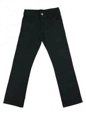 Παντελόνι μπλε regular fit