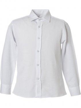 """Λευκό πουκάμισο """"Premium"""""""