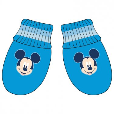 """Χουφτίτσες """"Mickey"""" τυρκουάζ"""