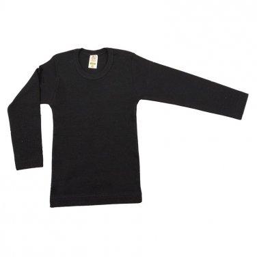 Ισοθερμική μπλούζα μακρυμάνικη μαύρη
