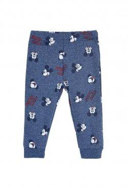 """Παντελόνι φόρμας """"Mickey"""" μπλε"""