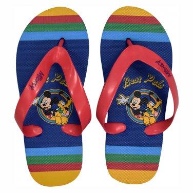 """Σαγιονάρες """"Mickey Mouse"""" μπλε"""