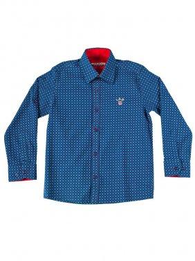 Πουκάμισο Life Boy 40198 - Μπλε, 10