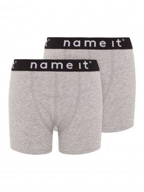 """Σετ Boxer 2τμχ """"name it"""" Μελανζέ"""