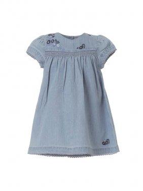 Φόρεμα Energiers 14-218411-7 - Μπλε, 3-6 μηνών