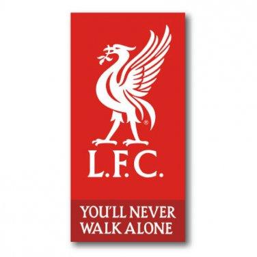 """Αυθεντική πετσέτα """"Liverpool"""" (70X140)"""