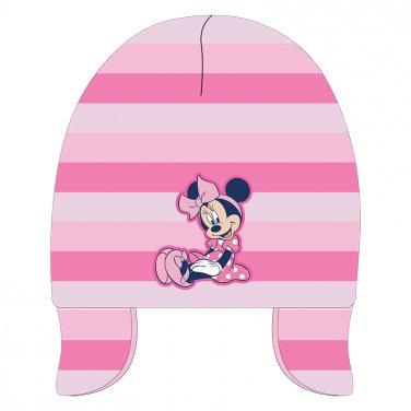 """Σκούφος earflaps """"Minnie"""" ροζ"""