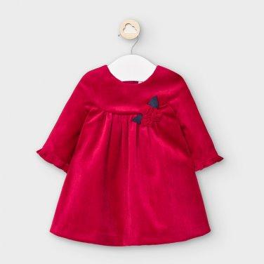 """Φόρεμα """"Red Flowers"""" κόκκινο"""
