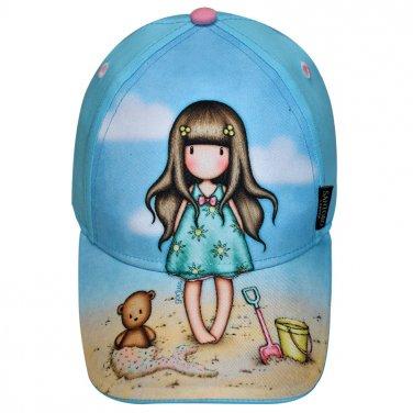 """Καπέλο Santoro Gorjuss """"Hello Summer"""""""