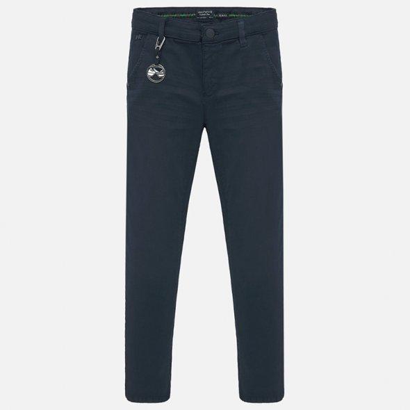 Παντελόνι μπλε slim fit