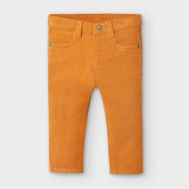 Παντελόνι κοτλέ μουσταρδί