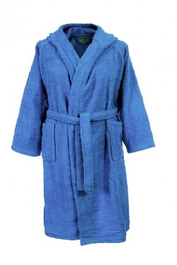 Μπουρνούζι Κολυμβητηρίου μπλε