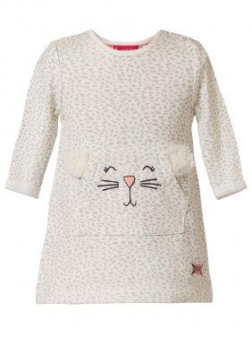 """Φόρεμα animal print """"cat"""""""