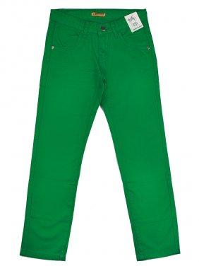 Παντελόνι πράσινο υφασμάτινο