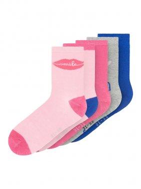Σετ 5 ζευγάρια κάλτσες