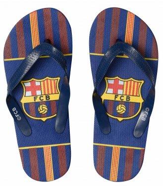 """Σαγιονάρες """"FC Barcelona"""" - Ρουά"""
