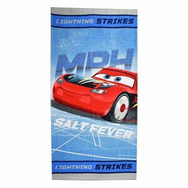 """Αυθεντική πετσέτα θαλάσσης """"Cars"""" (70X140)"""