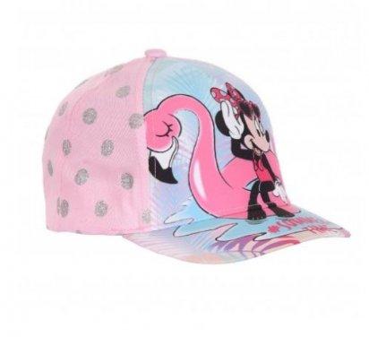 """Καπέλο Minnie """"Summer time"""" ροζ"""