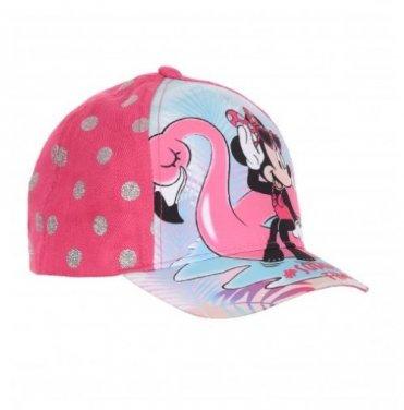 """Καπέλο Minnie """"Summer time"""" φούξια"""