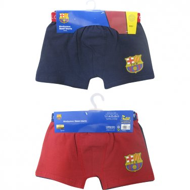 "Boxer σετ 2τμχ ""FC Barcelona"""