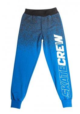 """Παντελόνι εποχιακό """"skate crew"""" μπλε"""
