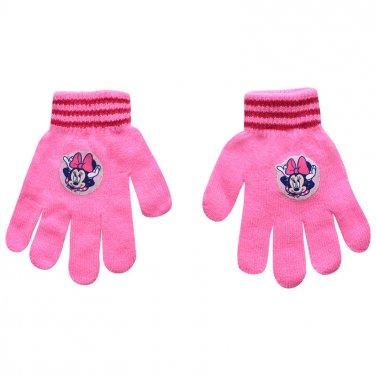 """Γάντια """"Minnie"""" ροζ"""
