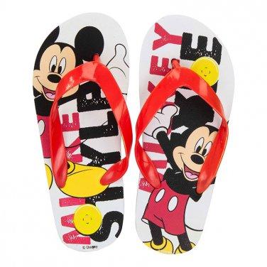 """Σαγιονάρες """"Mickey Mouse"""" λευκό"""