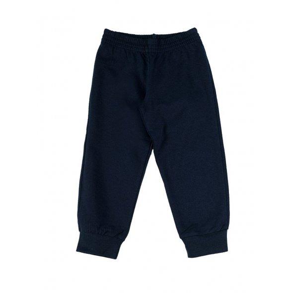 Παντελόνι φόρμας φούτερ μπλε