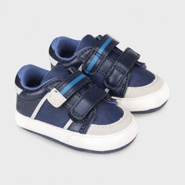 Παπούτσια αγκαλίας μπλε