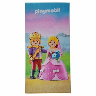 """Αυθεντική πετσέτα θαλάσσης """"Playmobil"""""""