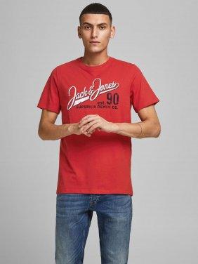 """Μπλούζα """"Superior denim"""" κόκκινη"""