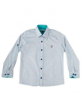 Πουκάμισο Life Boy 3280 - Λευκό, 10