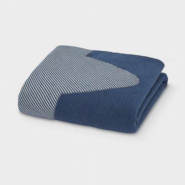 """Κουβέρτα αγκαλιάς """"Star"""" μπλε"""