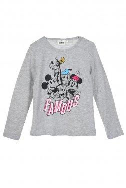 """Μπλούζα εποχιακή Minnie Mouse """"Famous"""""""