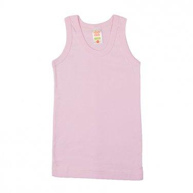 Φανέλα αμάνικη ροζ