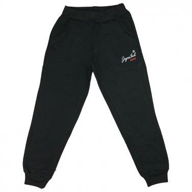 Παντελόνι φούτερ μαύρο