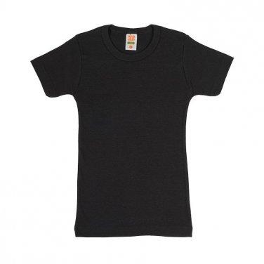 Ισοθερμική μπλούζα κοντομάνικη μαύρη