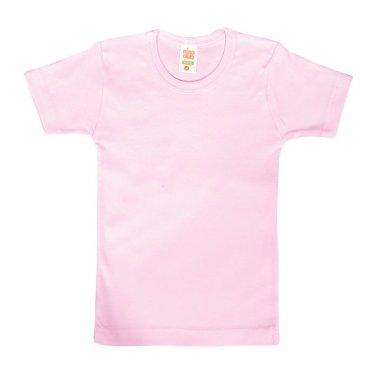 Φανέλα κοντομάνικη ροζ