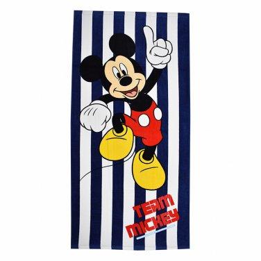 """Αυθεντική πετσέτα θαλάσσης """"Mickey Mouse"""" (70X140"""