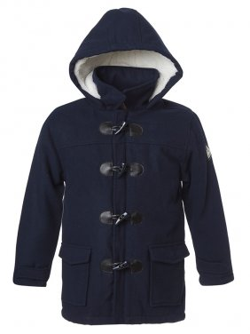 Παλτό Montgomery μπλε (6-16 ετών)