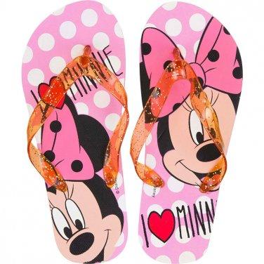 """Σαγιονάρες """"Minnie Mouse"""" ροζ"""