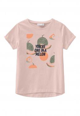 """Μπλούζα """"You're one in a melon"""" σομόν"""