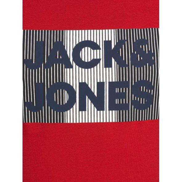 """Μπλούζα """"Stripes"""" κόκκινη"""